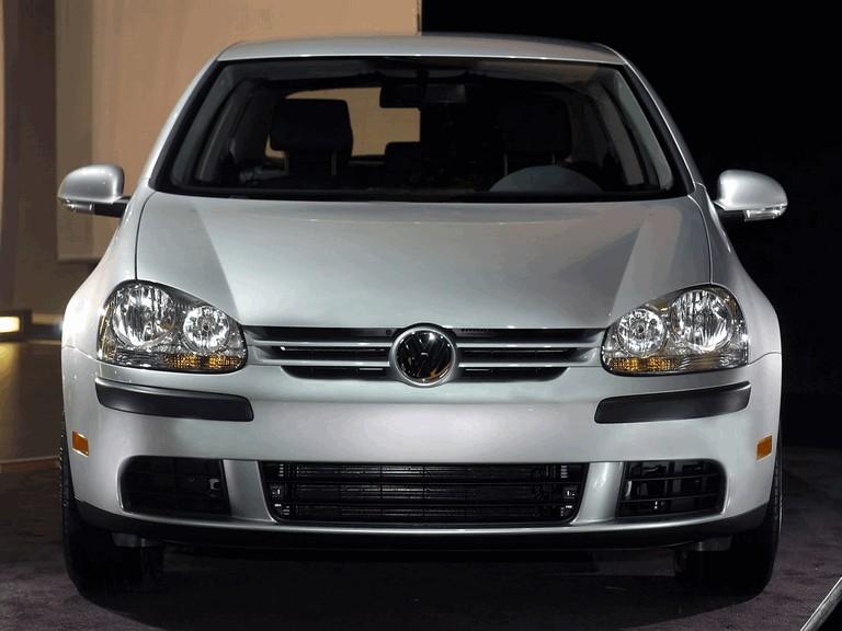 2006 Volkswagen Golf Rabbit 3-door 494478