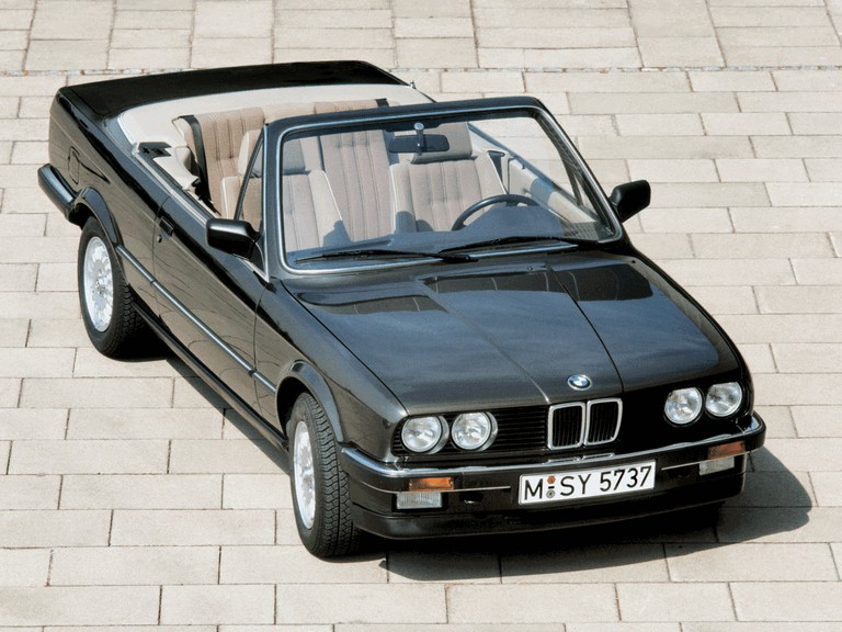 1986 Bmw 325i E30 Cabriolet 369164 Best Quality Free High Resolution Car Images Mad4wheels