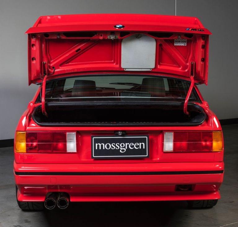 1988 BMW M3 ( E30 ) Evolution II 519638