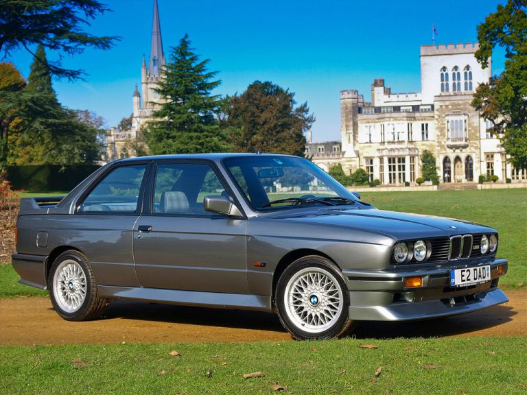 1988 BMW M3 ( E30 ) Evolution II 519660
