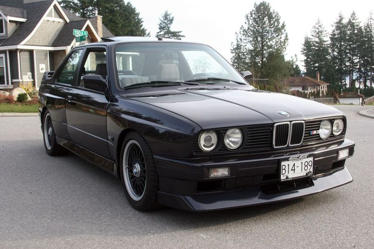 1988 BMW M3 ( E30 ) Evolution II 519663