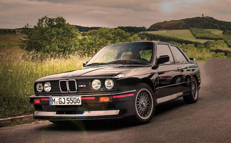 1988 BMW M3 ( E30 ) Evolution II 519665