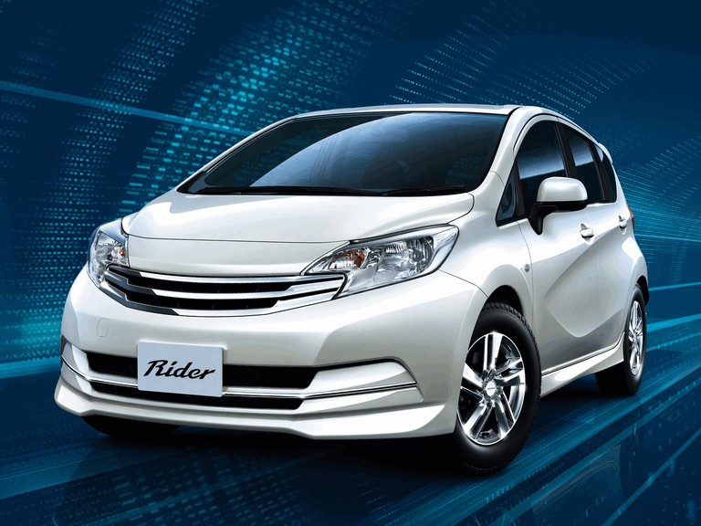2012 Nissan Note Rider by Autech 369269