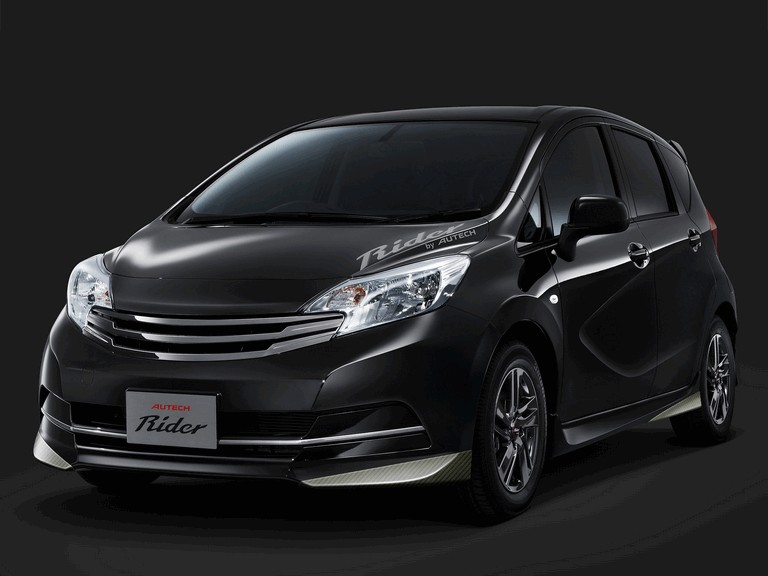 2012 Nissan Note Rider by Autech 369270