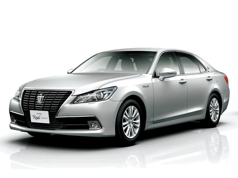2013 Toyota Crown ( S210 ) Royal 369303