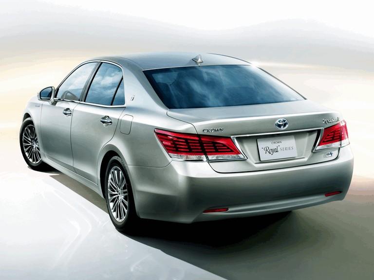 2013 Toyota Crown ( S210 ) Royal 369305