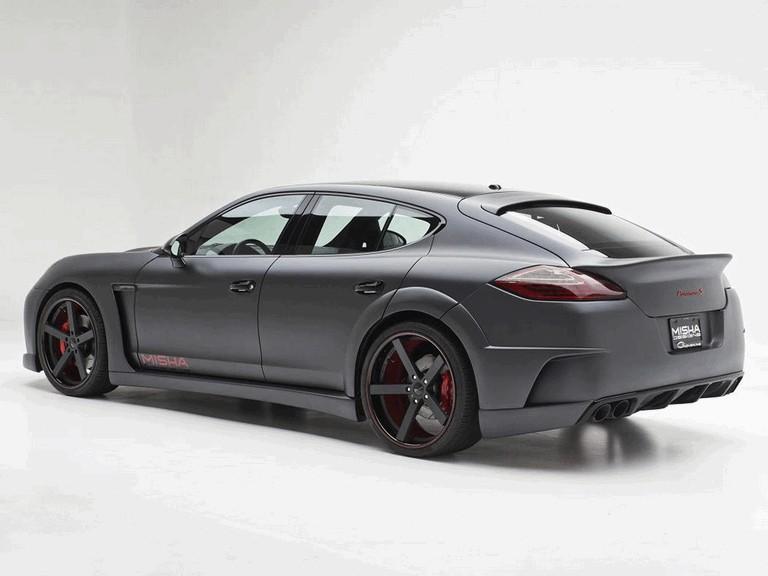 2012 Porsche Panamera ( 970 ) S by Misha 369328