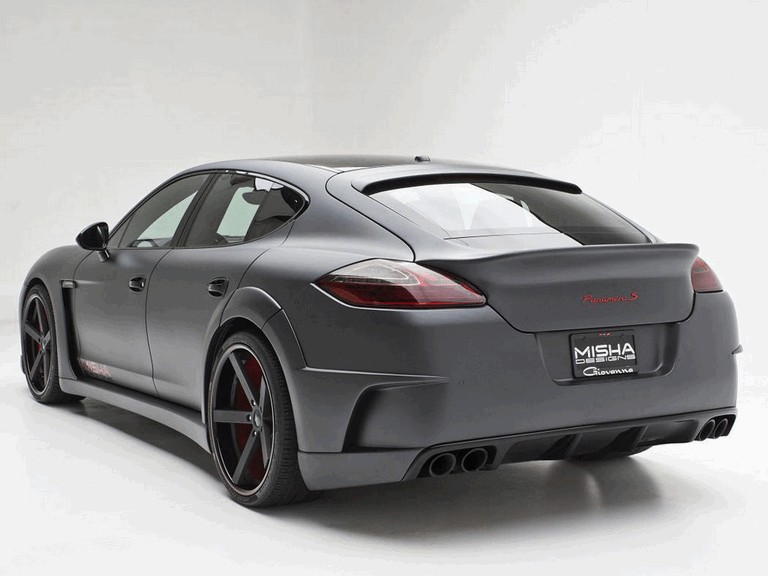 2012 Porsche Panamera ( 970 ) S by Misha 369330