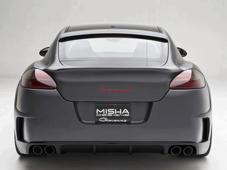 2012 Porsche Panamera ( 970 ) S by Misha 369332