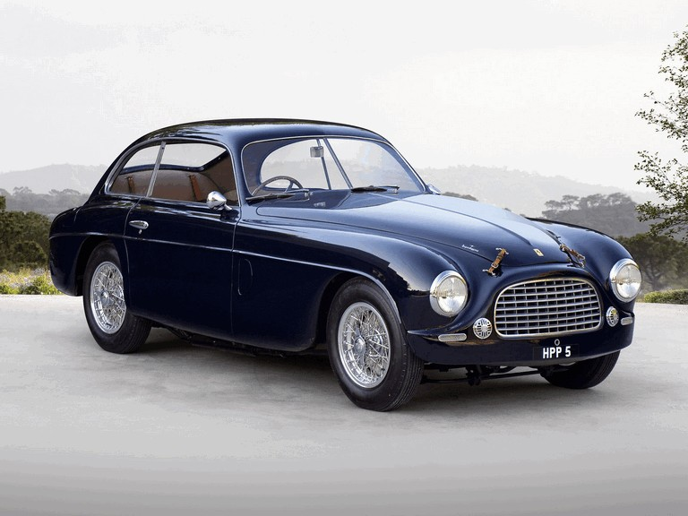 1948 Ferrari 166 Inter Touring Berlinetta 370001