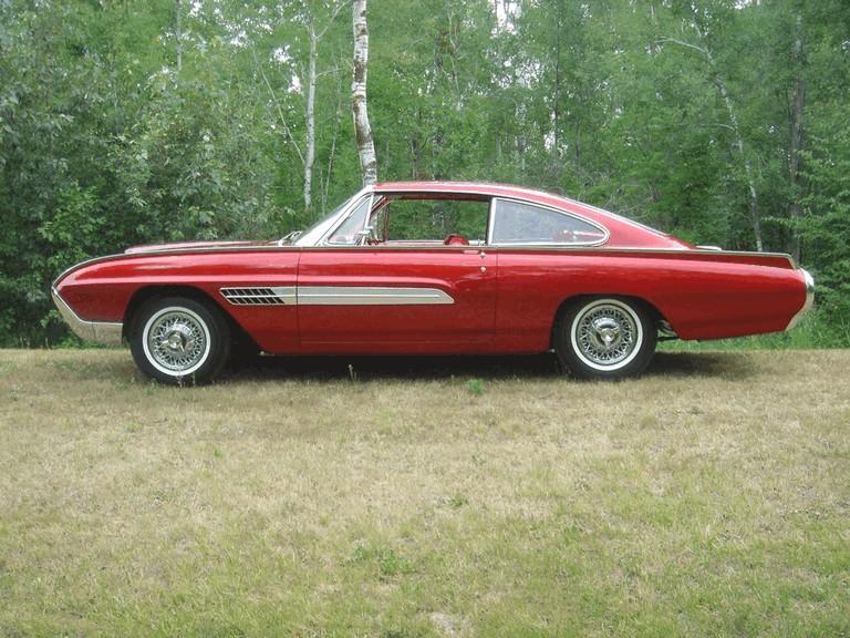 1963 Ford Thunderbird Italien concept 510268