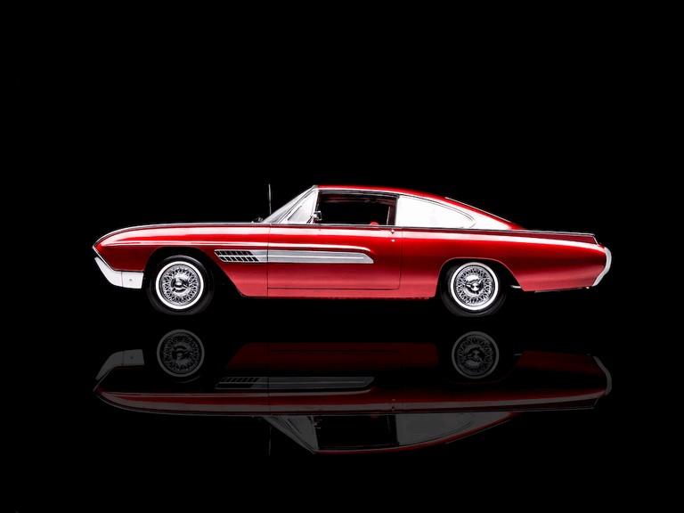 1963 Ford Thunderbird Italien concept 510269
