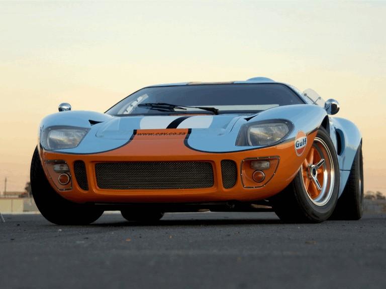2007 Ford GT Auto Futura CAV 370257