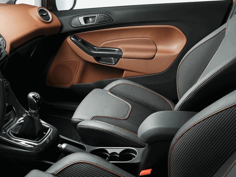 2013 Ford Fiesta 3-door - EU version 370332