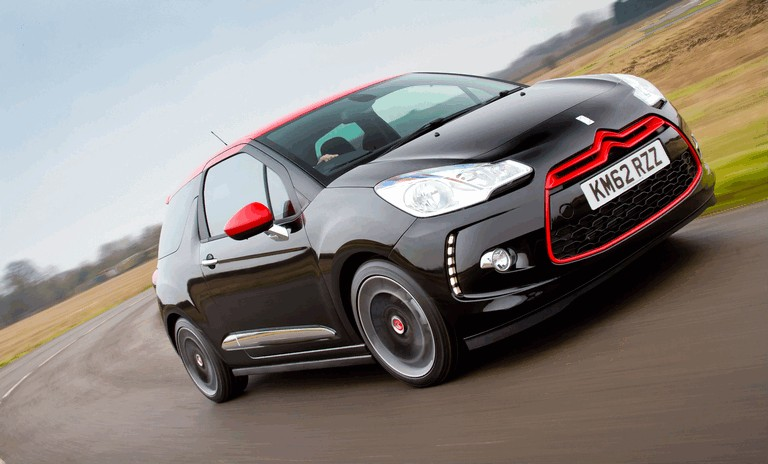 2013 Citroen DS3 Red special editions 370287
