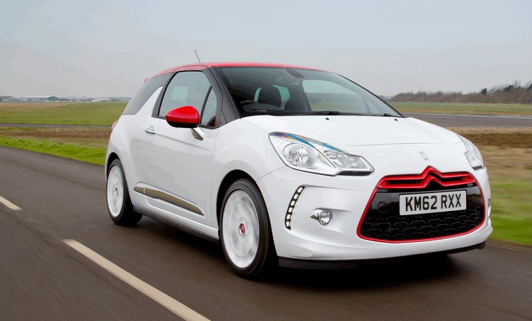 2013 Citroen DS3 Red special editions 370292