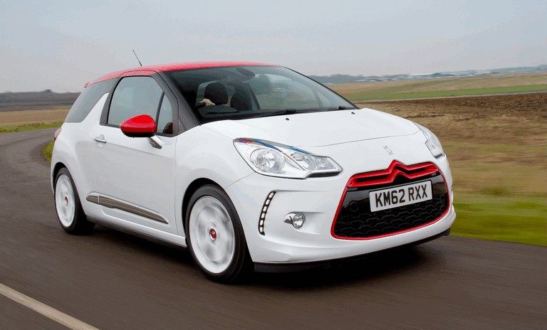 2013 Citroen DS3 Red special editions 370293
