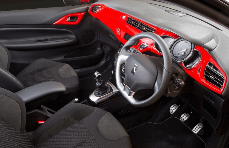 2013 Citroen DS3 Red special editions 370296