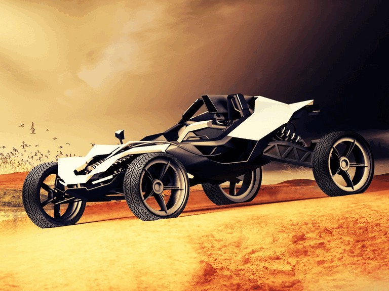 2009 KTM AX concept 370323