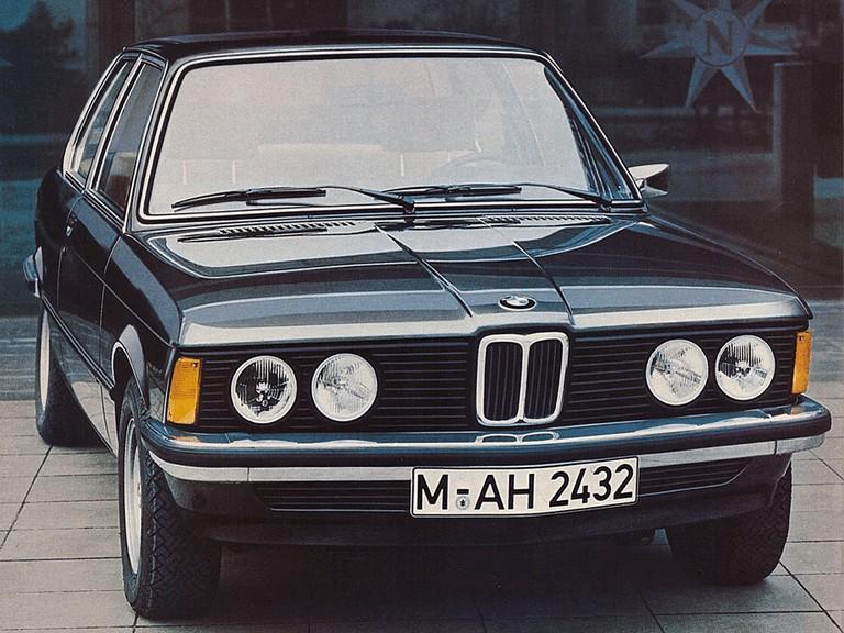 1975 BMW 320i ( E21 ) coupé 370406