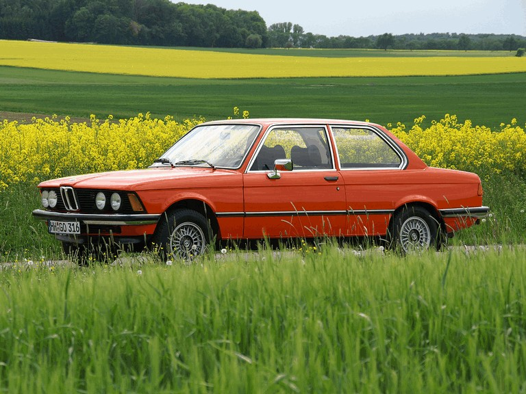 1975 BMW 320i ( E21 ) coupé 370410