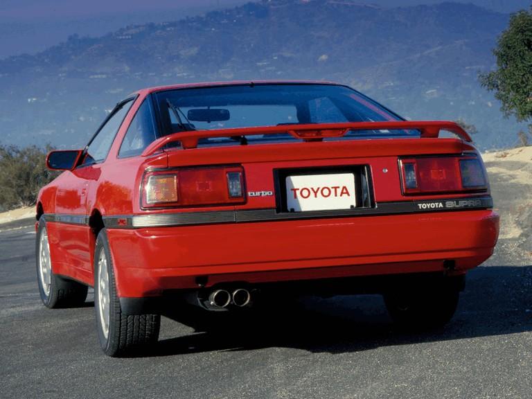 1987 Toyota Supra ( MA70 ) 3.0 Turbo sport roof - USA version 370429