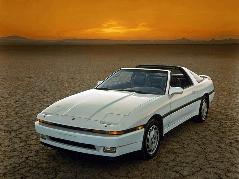 1987 Toyota Supra ( MA70 ) 3.0 Turbo sport roof - USA version 370431