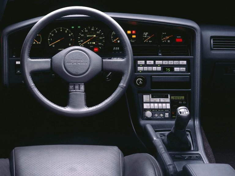 1987 Toyota Supra ( MA70 ) 3.0 Turbo sport roof - USA version 370434