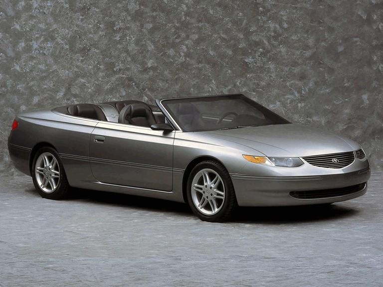 1997 Toyota Camry Solara Concept 1