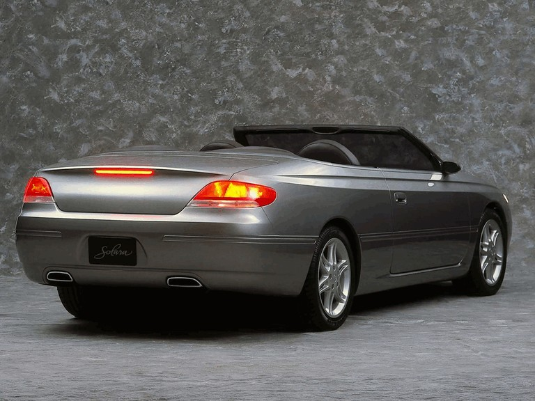 1997 Toyota Camry Solara concept 370452
