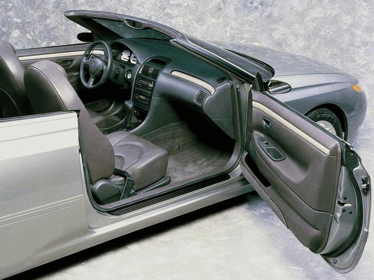 1997 Toyota Camry Solara concept 370453