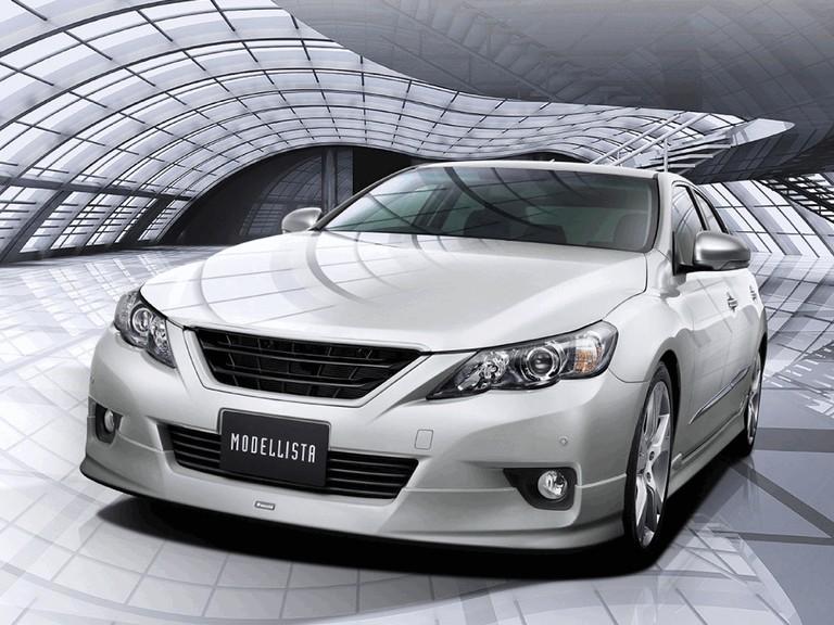 2009 Toyota Mark-X by Modellista 370456