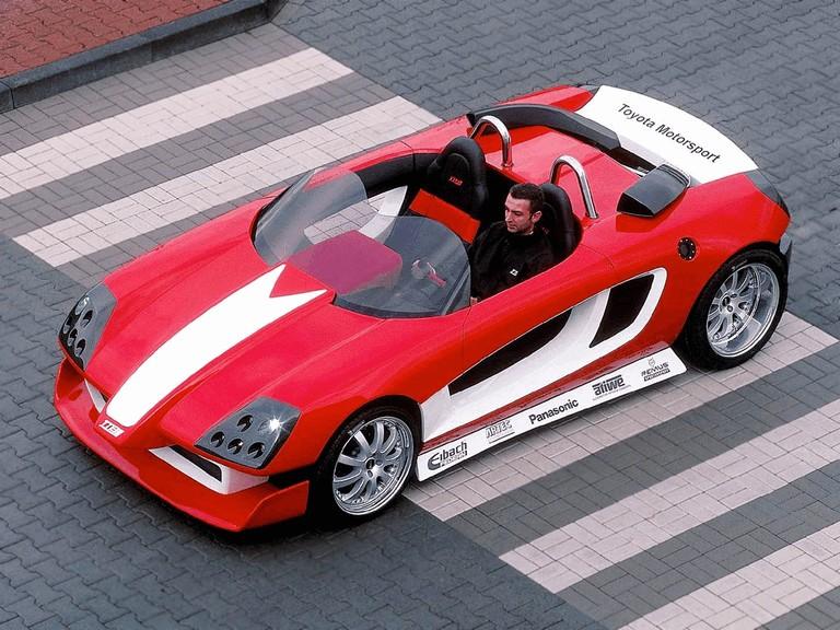 2011 Toyota TTR Street Affair concept 370472
