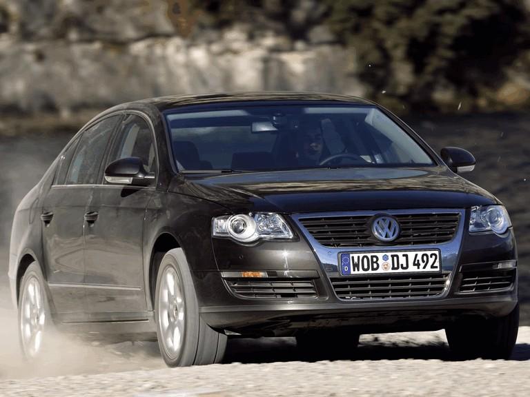 2006 Volkswagen Passat V6 FSI 4MOTION 216129