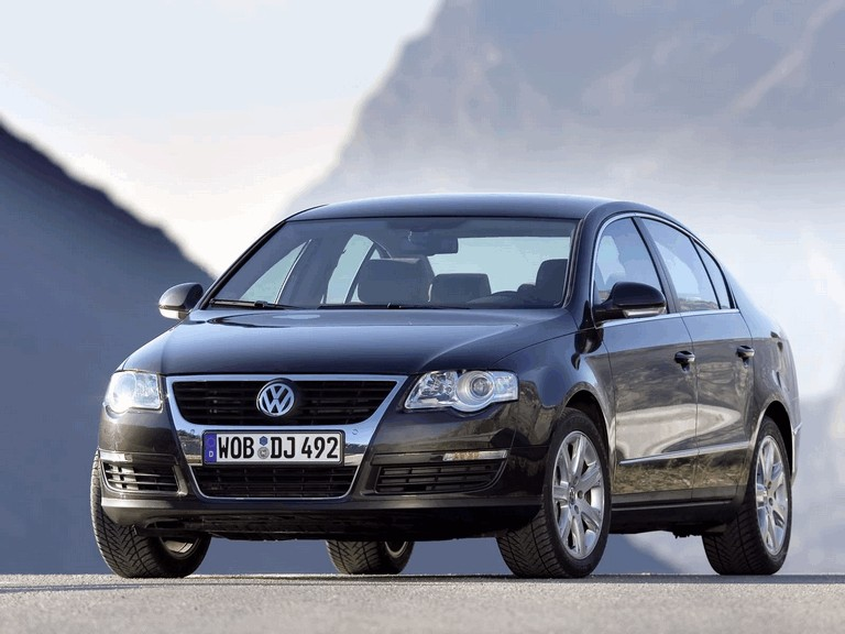 2006 Volkswagen Passat V6 FSI 4MOTION 216134