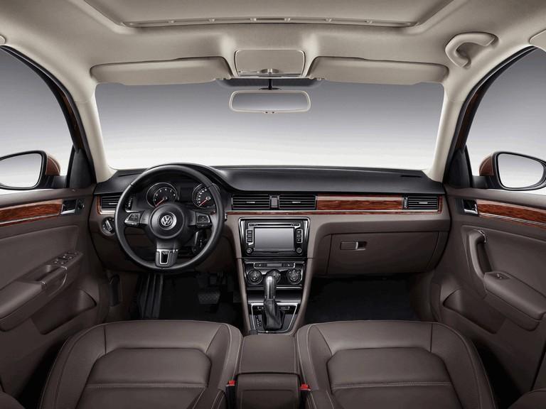 2012 Volkswagen Bora - China version 370505