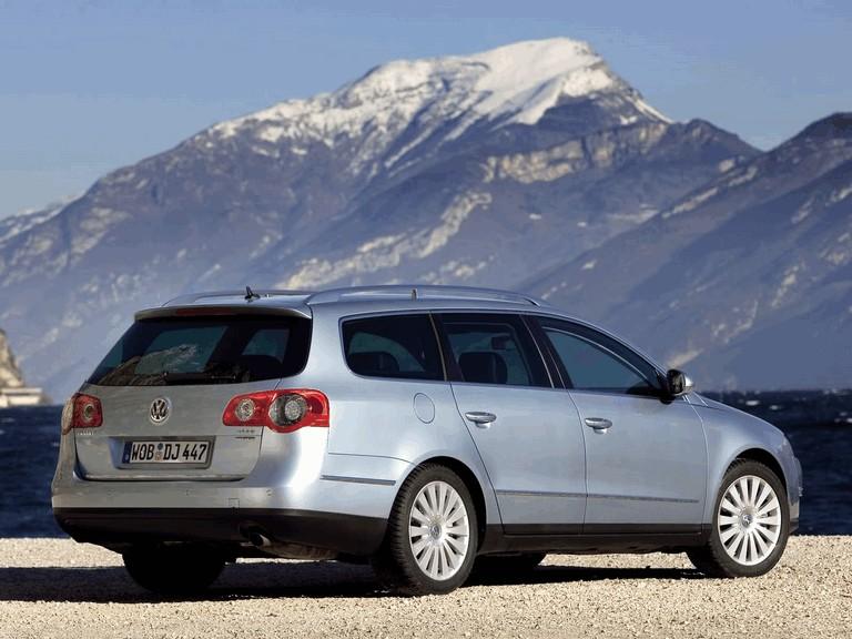 2006 Volkswagen Passat Variant V6 FSI 4MOTION 216152
