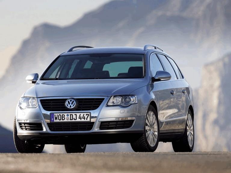 2006 Volkswagen Passat Variant V6 FSI 4MOTION 216155