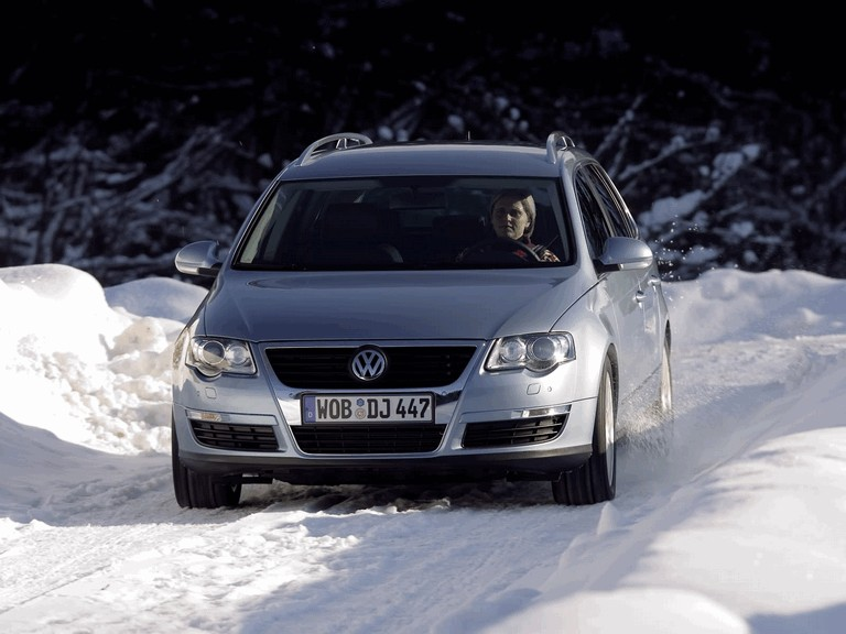 2006 Volkswagen Passat Variant V6 FSI 4MOTION 216188