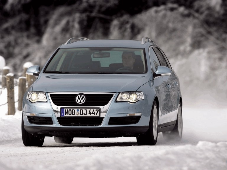 2006 Volkswagen Passat Variant V6 FSI 4MOTION 216192