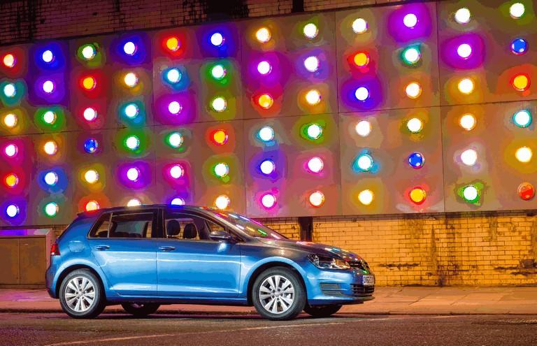 2012 Volkswagen Golf ( VII ) TDI BlueMotion - UK version 370960