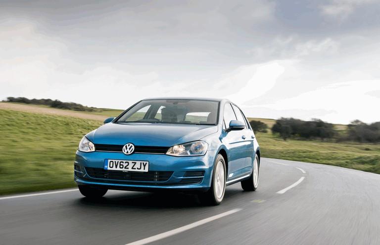 2012 Volkswagen Golf ( VII ) TDI BlueMotion - UK version 370984