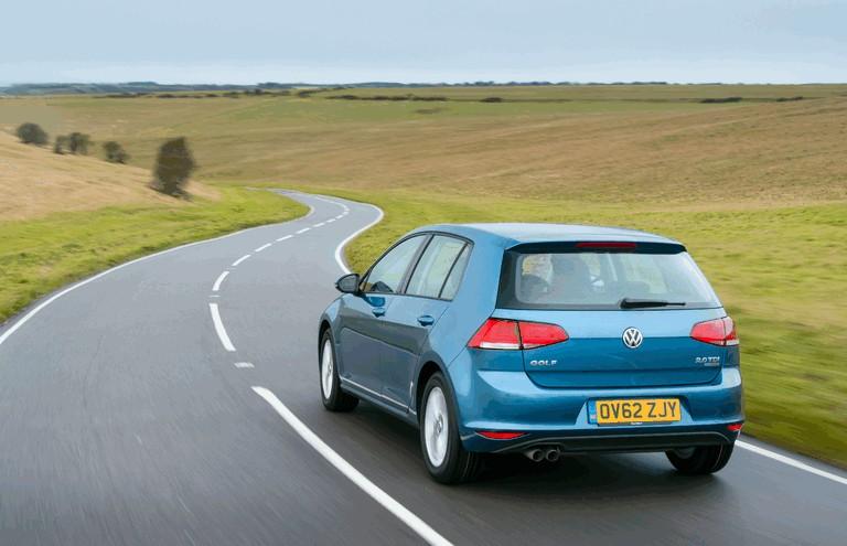 2012 Volkswagen Golf ( VII ) TDI BlueMotion - UK version 370992