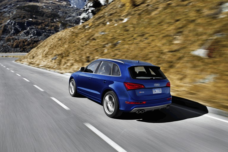 2013 Audi SQ5 TFSI - USA version 371037