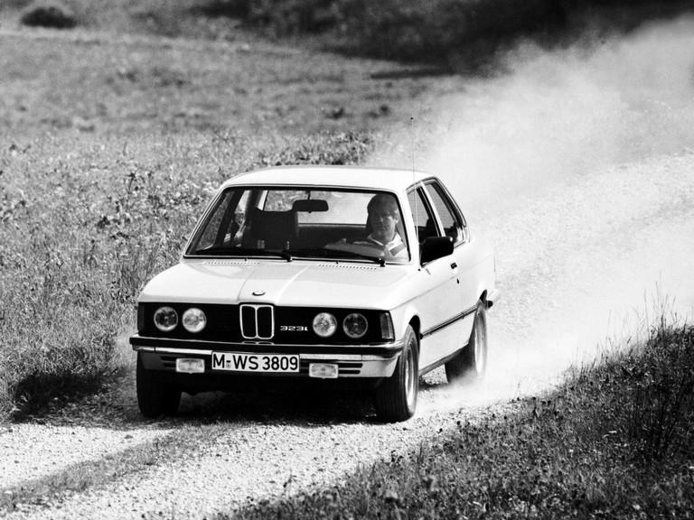 1978 BMW 323i ( E21 ) coupé 371055