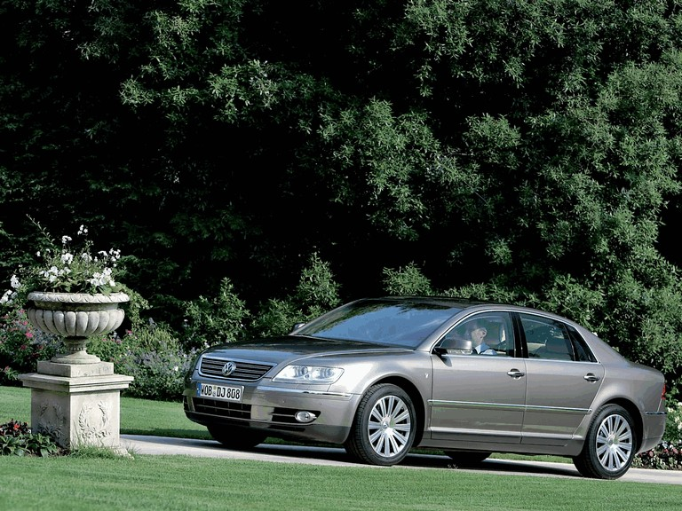 2006 Volkswagen Phaeton W12 6.0 Individual 216207