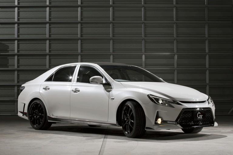 2013 Toyota Mark-X G Sports 371287