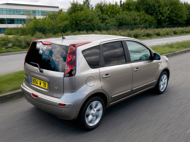 2009 Nissan Note 371332