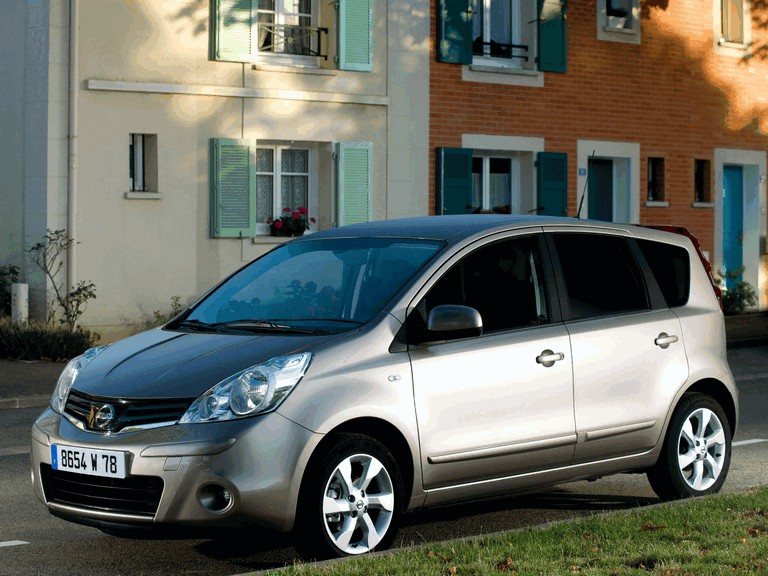 2009 Nissan Note 371339
