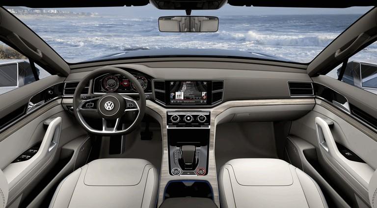 2013 Volkswagen CrossBlue concept 399413
